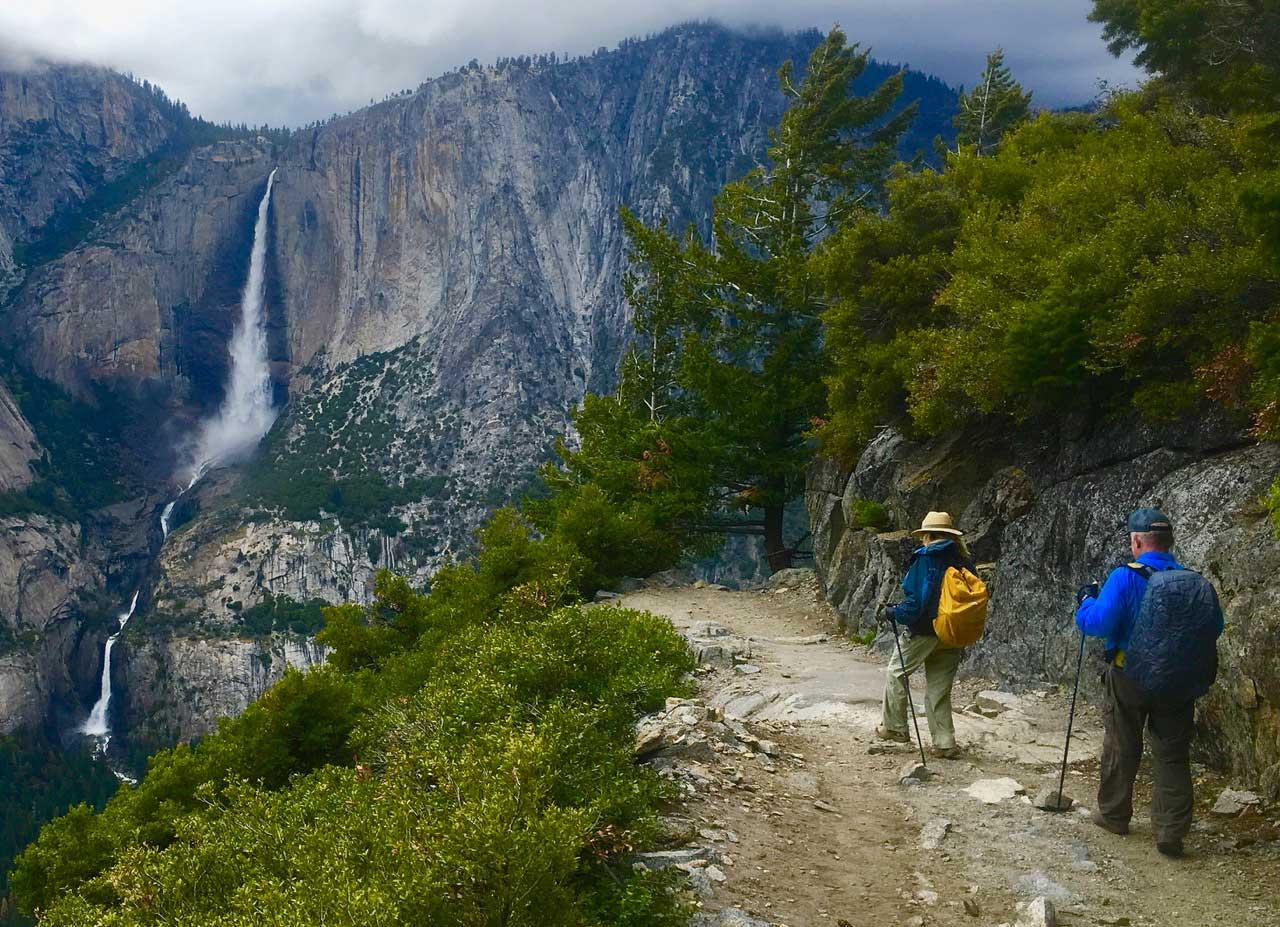 yosemite hike tours