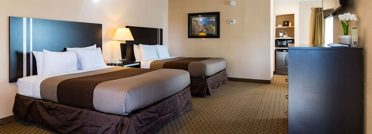 Closest Hotel to Yosemite - Just 12 Miles Away