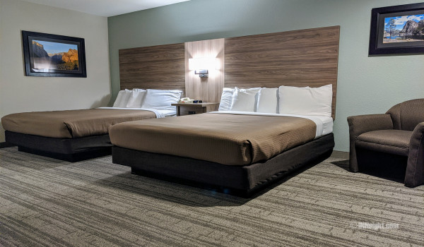 Yosemite Hotel Pictures - QQ Deluxe Bedding