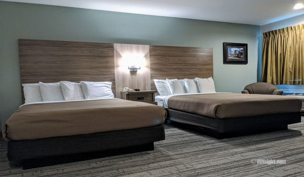 Yosemite Hotel Pictures - QQ Deluxe Beds